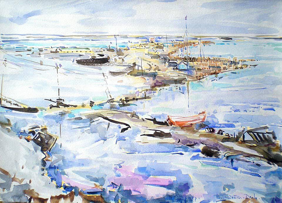 Rodgers Bay,Wrangel Isl