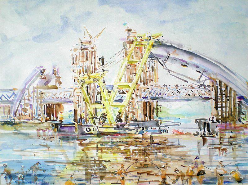 Harbor Crane 'Zakharij'